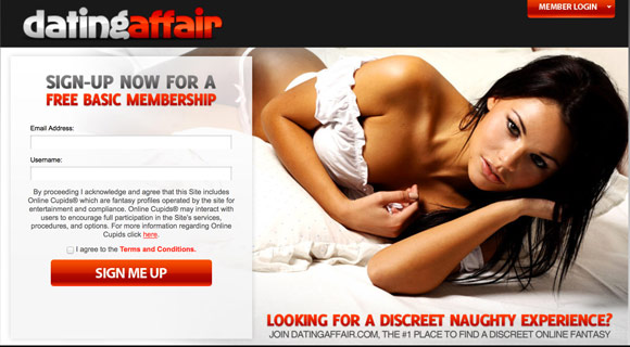 free affair website